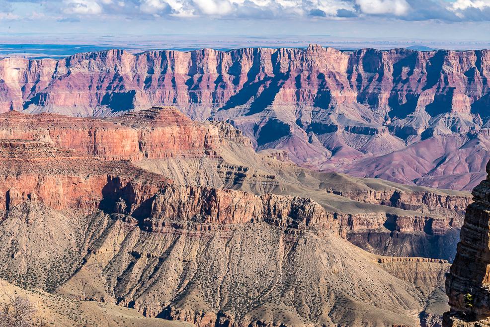 2016 10 25 Grand Canyon National Park - North Rim Cape Royal 007