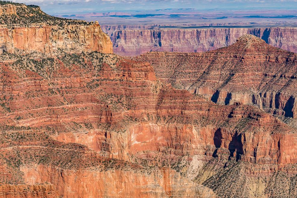 2016 10 25 Grand Canyon National Park - North Rim Cape Royal 016