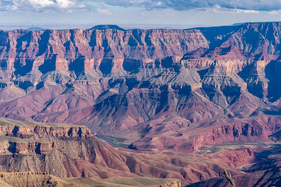 2016 10 25 Grand Canyon National Park - North Rim Cape Royal 026