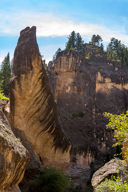2017 07 23 Drive Up Crazy Woman Canyon, Big Horn Mountains, Wyoming009